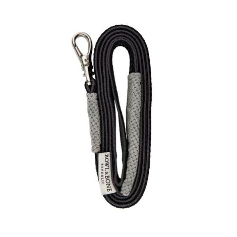 Candy Dog Lead – Grey 2