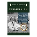 NutriHealth Senior Dog Turkey & Rice 12kg 2