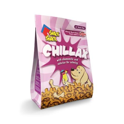 6 x Snack Shack Chillax Biscuits