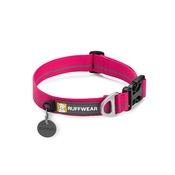 Ruffwear - Hoopie Dog Collar - Wild Berry