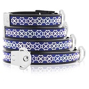 Cool Dog Club - Cool Dog K9 Striker MK2 Celtic Heart Blue Dog Collar