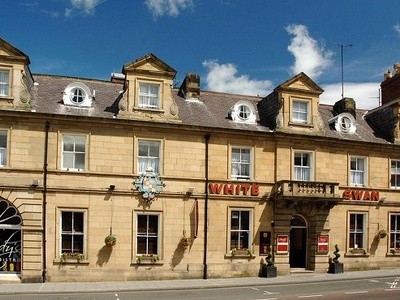 The White Swan, Northumberland, Alnwick