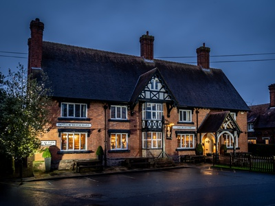 The Bear's Paw, Cheshire, Warmingham