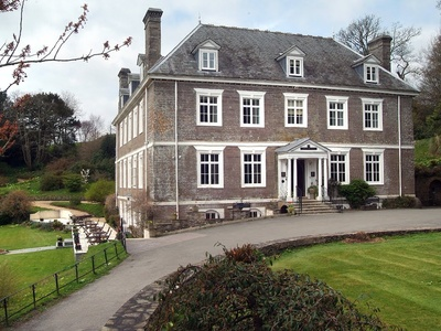 Buckland Tout-Saints Hotel, Devon, Kingsbridge