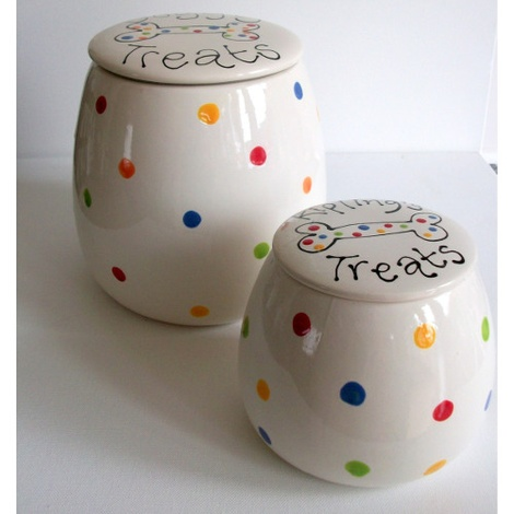 Personalised Treat Jar 4