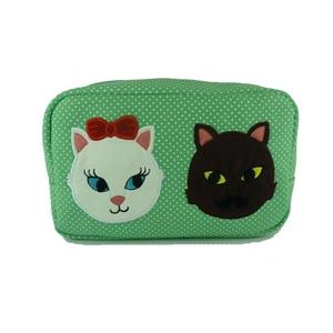 Kitty Crush Cosmetic Bag