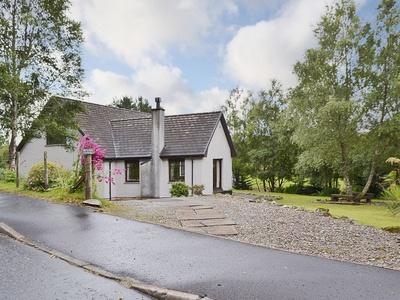 Bethany Cottage, Stirling, Brig o'Turk