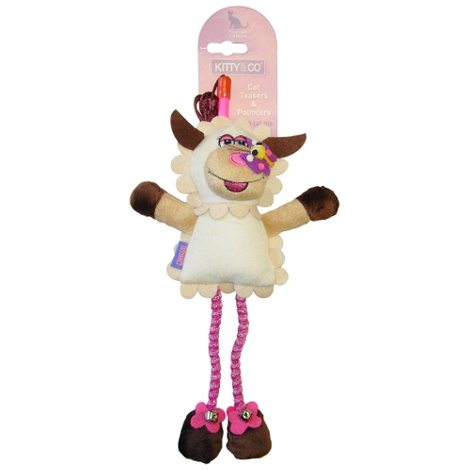 Cat Teaser Toy - Sheep