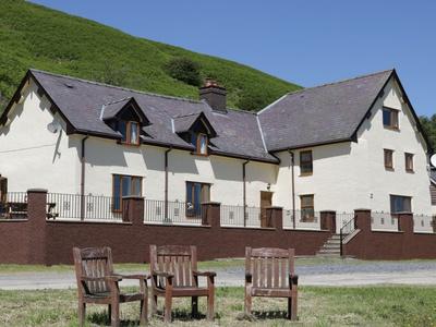 Maesgwyn, Powys, Beguildy