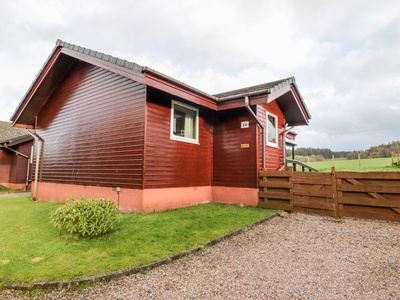 Lusa Lodge, Dumfries and Galloway, Dumfries