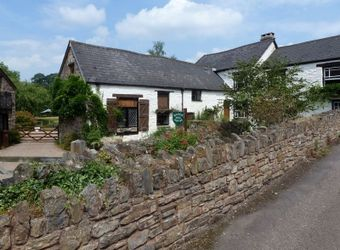 Leat Cottage - Manor Mill Cottages, Devon