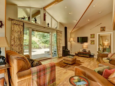 Greenway Cottage, Somerset, Holford