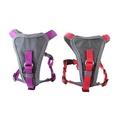 X-Over Dog Harness – Purple 2