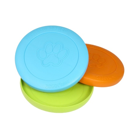 Zogoflex® Zisc Flying Disc – Tangerine 2