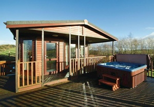 Nunland Hillside Lodges, Dumfries and Galloway 4