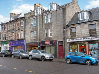 40A High Street, Highland, Grantown-on-Spey