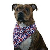 Pet Pooch Boutique - Dog Bandana - Union Jack