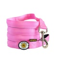 Outshined LED Dog Lead Pink 2
