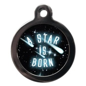 PS Pet Tags - A Star Is Born Pet ID Tag
