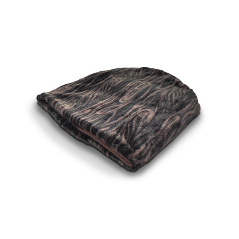 Snuggle Dog & Cat Bed - Truffle Brown 3