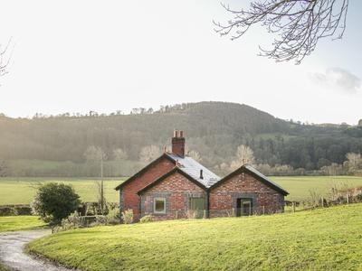 Bryn Gwalia Lodge, Shropshire, Oswestry