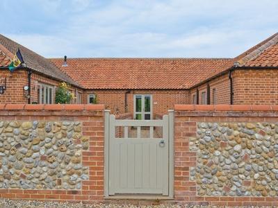 Cooks Farm Barn No5, Norfolk