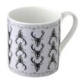 Stag Mug in Lilac