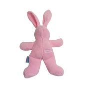 Hem & Boo - Terry Animal Shapes Puppy Toy - Pink