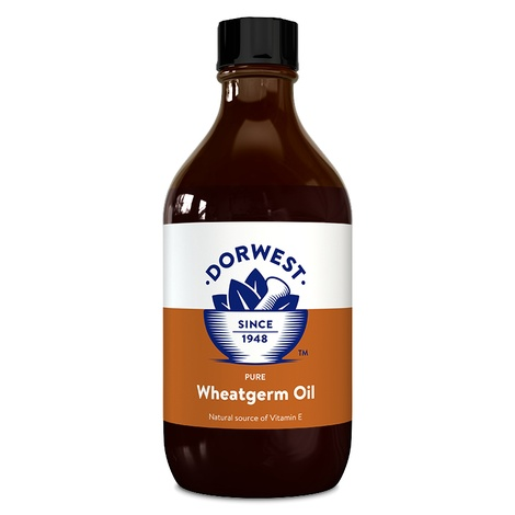 Wheatgerm Oil Liquid for Dogs and Cats 2