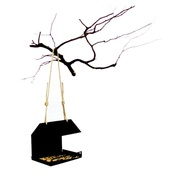 Bauhaus - Bauhaus Bird Feeder - Black