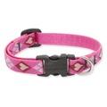 """3/4"""" Width Puppy Love Lupine Dog Collar"""
