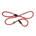 Red & Black Dog's Slip Lead