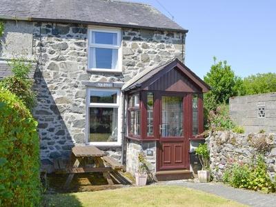 Pen Dinas, Gwynedd, Minffordd