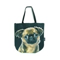 Picasso the Griffon Brabancon Dog Bag