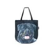 DekumDekum - Blizzard the Rottweiler Dog Bag