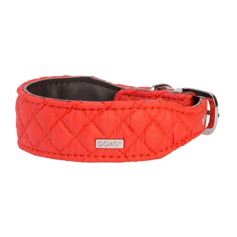 DO&G Silk Expressions Dog Collar - Red