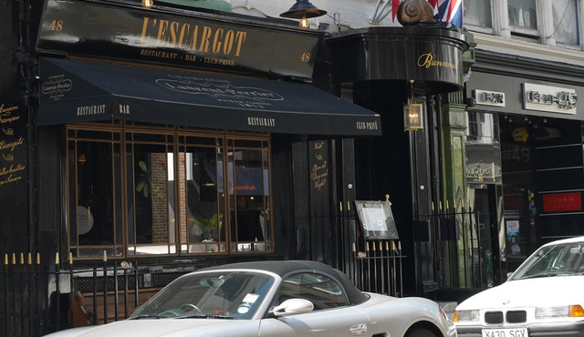 L'Escargot London 2