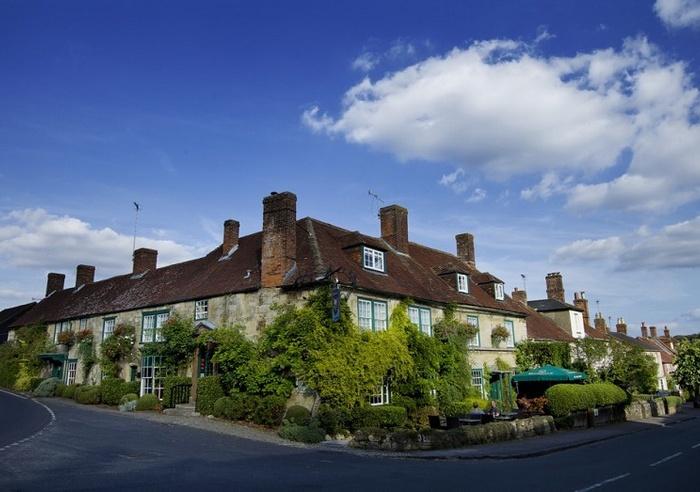 The Lamb at Hindon, Wiltshire 1