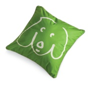 In Vogue Pets - Comfy Spot Cushion - Kermit