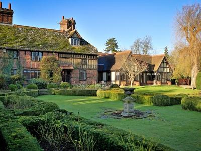 Langshott Manor, Surrey, Horley