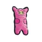 Outward Hound - Invincibles Mini Dog Toy – Pig