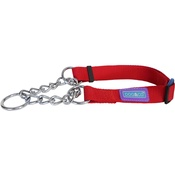 Hem & Boo - Nylon Training Dog Collar - Red
