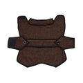 Brown Wool Blazer Dog Coat 2