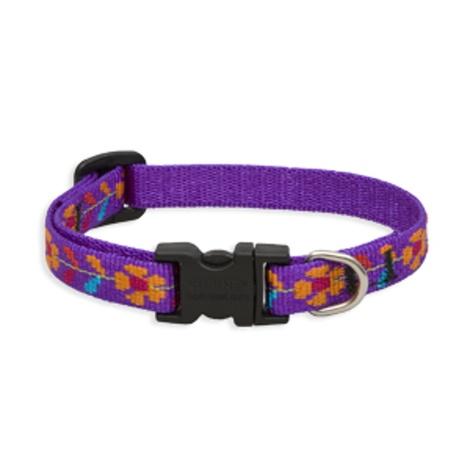 Spring Fling Lupine Dog Collar