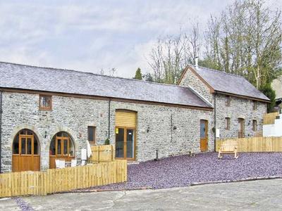 Miller's Cottage, Ceredigion, Llandysul