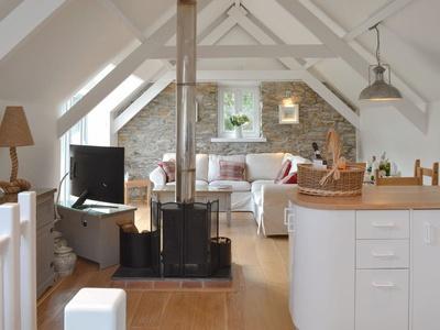 Willow Barn, Cornwall, Mevagissey