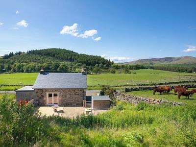 Nettlebush Cottage, Scottish Borders, Peebles