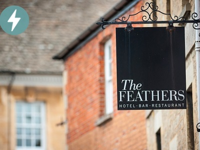 The Feathers Hotel, Oxfordshire, Woodstock