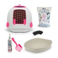 The Igloo' for Cats Starter Kit – Persian Pink