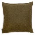 Forest Green Tweed Cushion